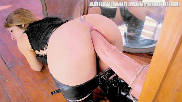ArgenDana  - I TAKE IT DEEP AND HARDER IN MY ASS (05.10.2020) [UltraHD/2K 1440p] (Dildo)