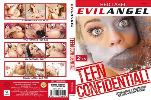 Teen Confidential (2020)
