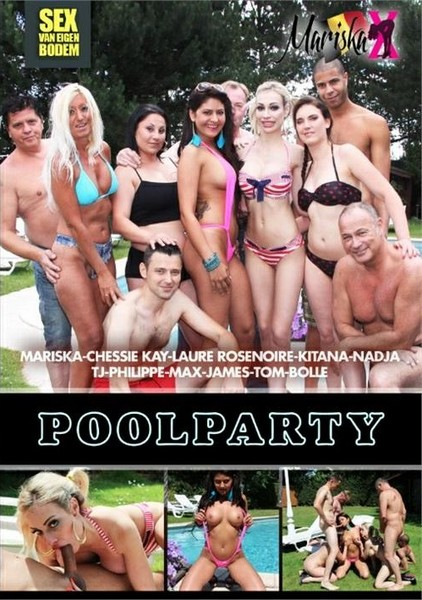 Pool Party - Poolparty [Mariska X, MariskaX Productions / Paradise Film / Year 2018]