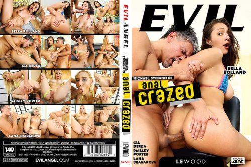 Anal Crazed (2020)