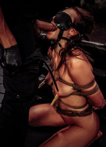 Callie Calypso Wants More Rope Bondage