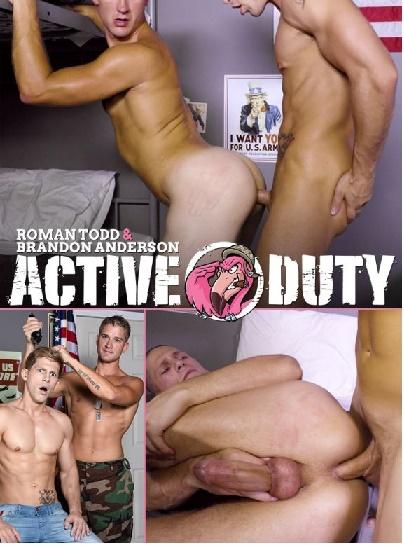 AD - Brandon Anderson Recruits Roman Todd