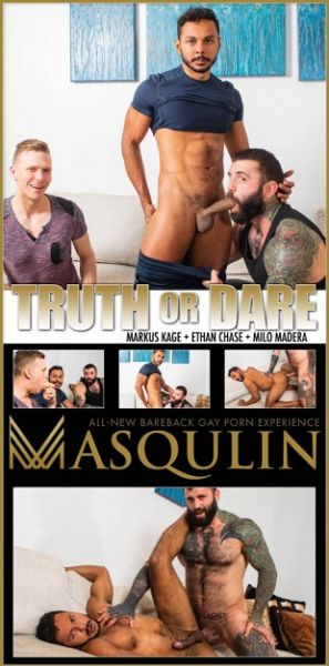 MQ - Ethan Chase, Markus Kage, Milo Madera - Truth or Dare