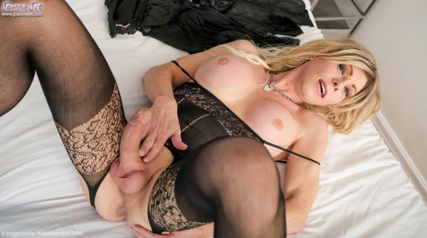 Joanna Jet - JoannaJet - Me and You 431 - Hosiery and Heels (FullHD 1080p) [2020]