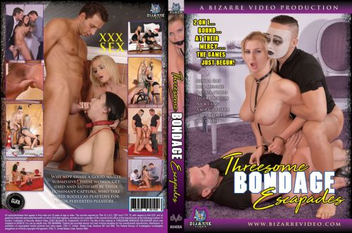 Threesome Bondage Escapades (2019)