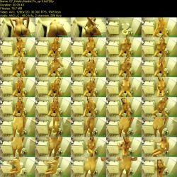 Kristin - Nudist Poop 5 (HD 720p)