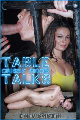 InfernalRestraints – Nov 6, 2020: TABLE TALKS | Crissy Moon