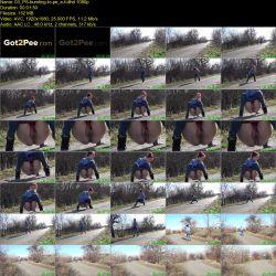 My rushing blast into piss (FullHD 1080p)