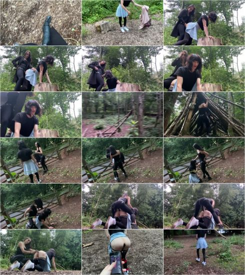 Isabella Hush -  Fucked In The Woods (Trans/FullHD/2020)