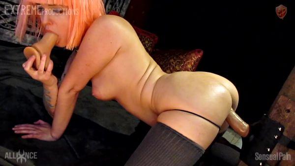 SensualPain: Abigail Dupree - A Fast Anal Fist and vibe (11.11.2020)   (HD/720p)