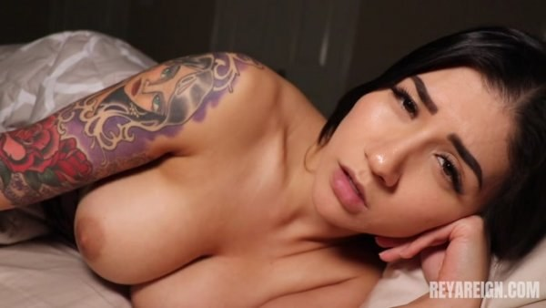 Reya Reign - Bedtime With Step-Mommy Part 2