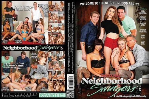 Neighborhood Swingers 16 (2016)