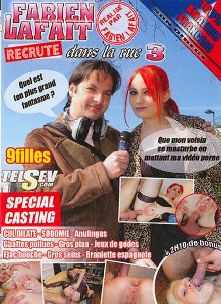 Fabien Lafait Recrute Dans La Rue 3 (Year 2012)