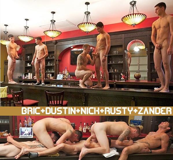 AD - Bric, Dustin, Nick, Rusty & Zander