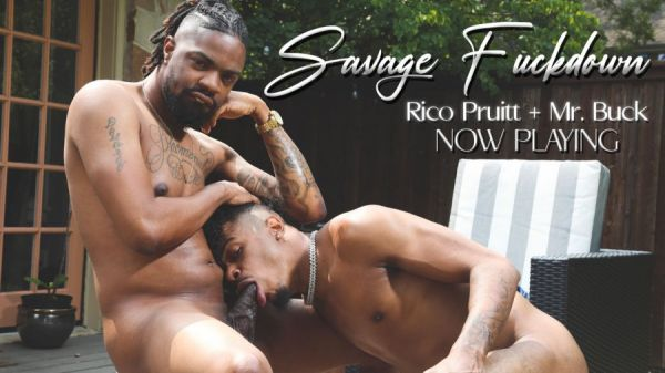 BIR - Rico Pruitt and Mr  Buck - Savage Fuckdown