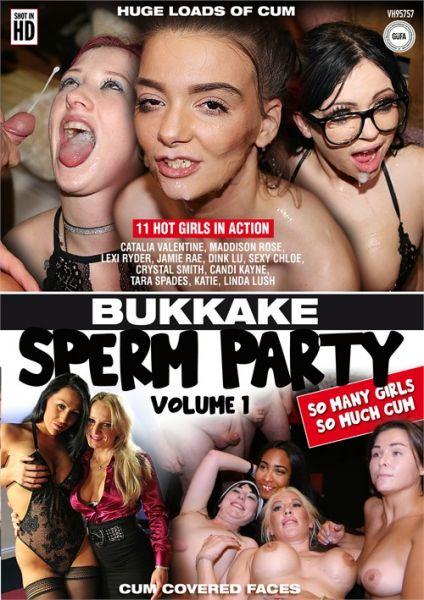 Bukkake - Bukkake Sperm Party 1 with Maddison Rose, Jamie Rae, Candi Kayne, Lexi Ryder, Dink Lu, Crystal Smith, Tara Spades, Catalia Valentine, Linda Lush (SD/406p) [2020]