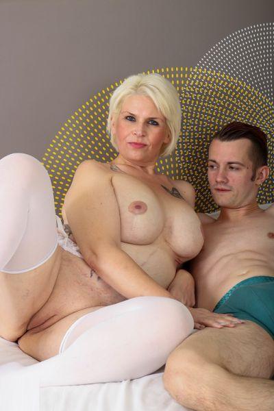 Mature Nurse Skyler loves