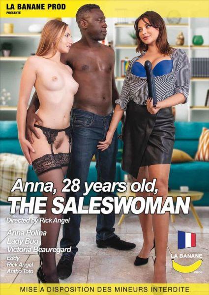 Anna, 28 ans... la representante (Year 2018)