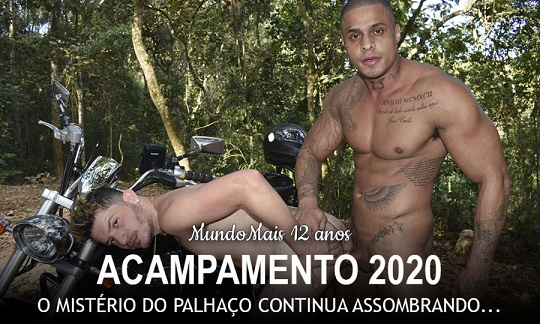 MMs - Artur & Vagner Marinho - Acampamento do Palhaco 2020