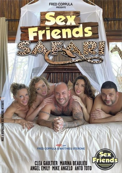 Sex Friends Safari Vol. 1 (Year 2020 / FullHD Rip 1080p)