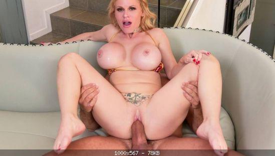 Big tits Casca Akashova – Busty Blonde Gets Fucked!  (2020)