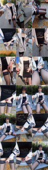 Suki TRANS - Outdoor Nylon Heels Multiple Cumshots (08.10.2020) [UltraHD/2K 1920p] (Trans)