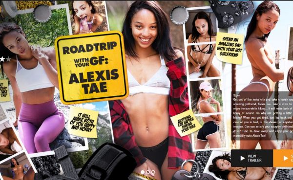 Alexis Tae - POV Fucking Teen Beauty - Roadtrip with Your GF Alexis Tae - Part 3 (2020 / FullHD 1080p)