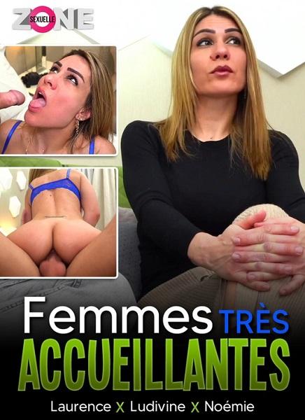Femmes tres accueillantes (Year 2020 / HD Rip 720p)