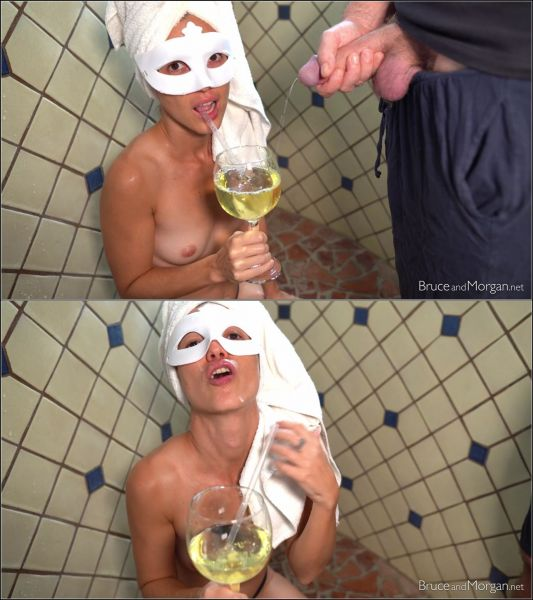 Bruce, Morgan - BruceAndMorgan - What I Love About Piss And Cum (13.11.2020) (FullHD 1080p) [2020]