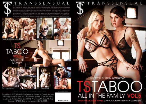 TS Taboo 5 - All In The Family (2020)
