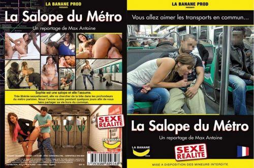 La Salope Du Metro (2013)