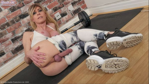 Joanna Jet - JoannaJet - Me and You 434 - Morning Workout (FullHD 1080p) [2020]