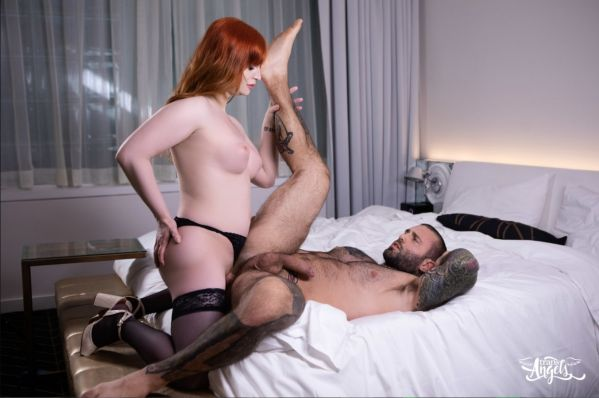 Evie Envy -  Dick-Down Appointment (TransAngels/FullHD/2020)