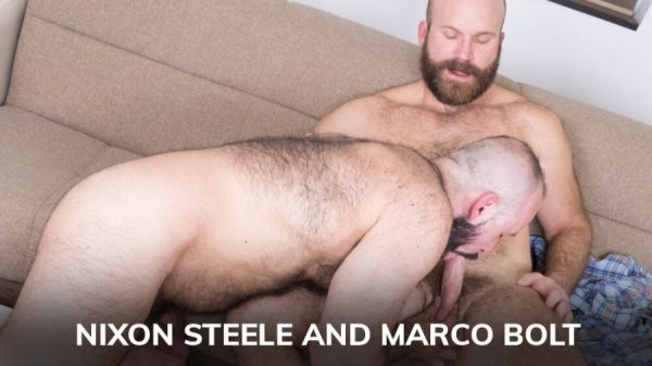 BMR - Nixon Steele and Marco Bolt