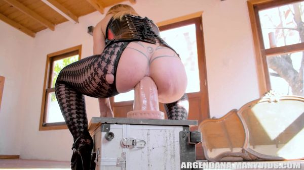 Dildo - EXTRA HORSE CLIP AND FULL SESSION (11.11.2020)  with ArgenDana  (UltraHD/4K/2160p) [2020]