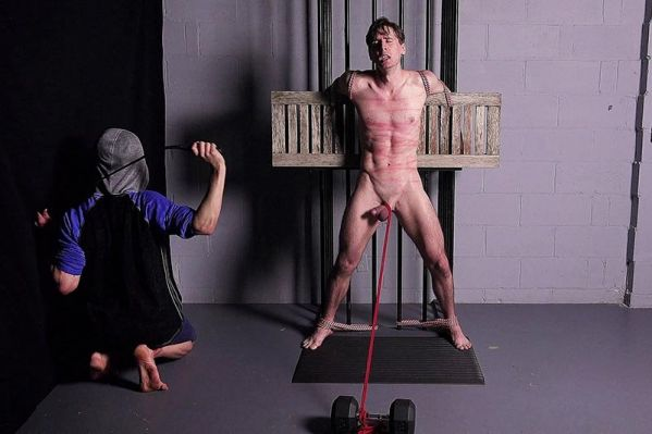 DreamBoyBondage - Dirk Wakefield - Bench Torture - Chapter 7