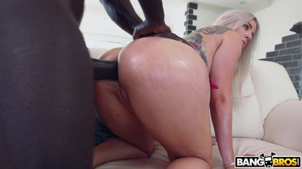Marica Chanelle - Marica's Anal BBC Surprise (29.11.2020) [HD 720p] (Interracial)