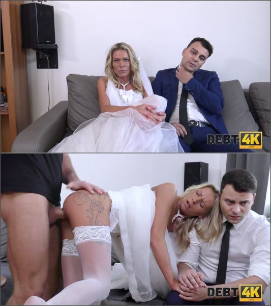 Debt: Claudia Macc - Your bride's ass will serve to pay your debt  (HD/720p)