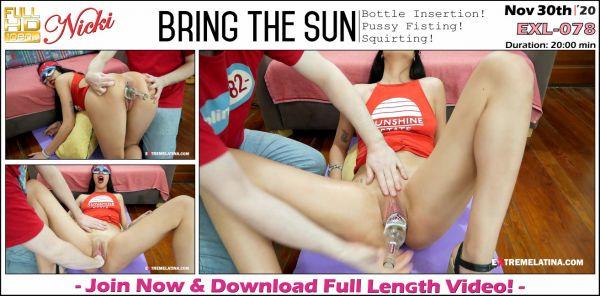 Nicki - Extremelatina - Bring The Sun - EXL-078 (30.11.2020) (FullHD 1080p) [2020]