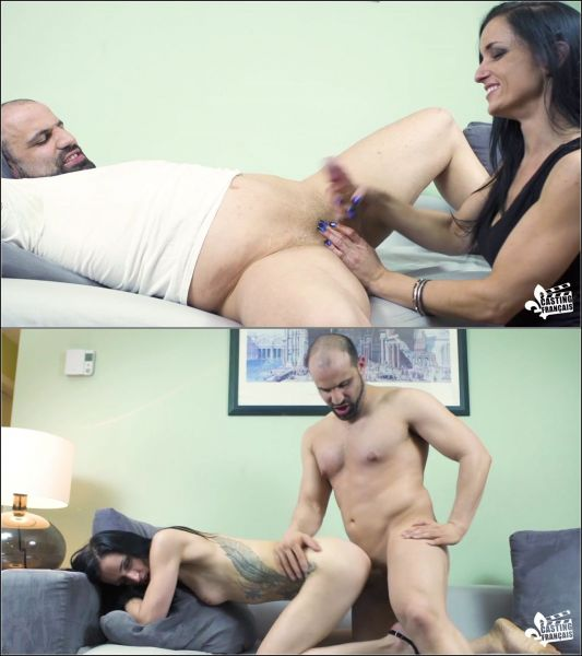 Euro Amateur - Tattooed newbie shows sex skills in first time casting with Pinky Jane (FullHD/1080p) [2020]