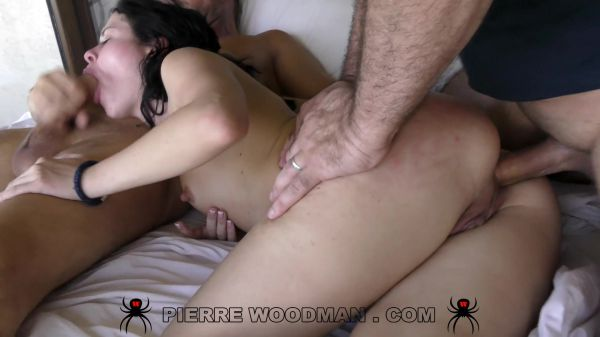 Cassie Fire - WoodmanCastingX -  XXXX - Full destruction by 3 men (05.12.2020) (FullHD 1080p) [2020]