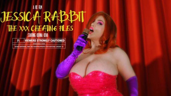 Goddess - Jessica Rabbit: The cheating files (20.10.2020) [FullHD 1080p] (Big Tits)