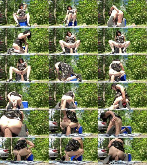 Dirtygardengirl  - Dirtygardengirl extreme sex serie IV (28.09.2020) [FullHD 1080p] (Dildo)