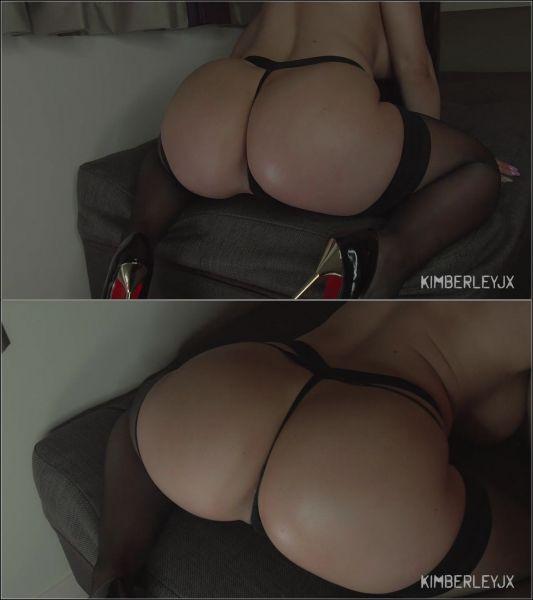 KimberleyJx  - Addicted to my Ass  [FullHD 1080p] (Clip4Sale)