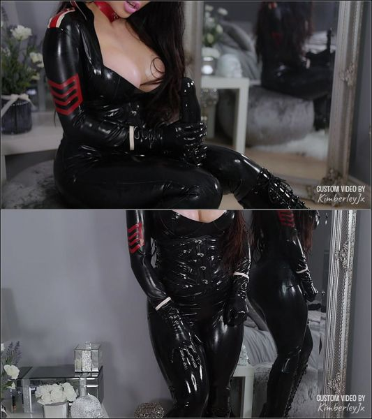 KimberleyJx  - Cover my Rubber, Slave [FullHD 1080p] (Clip4Sale)