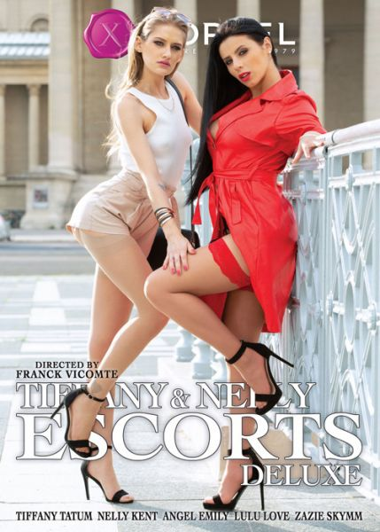 Tiffany and Nelly Escorts Deluxe - Tiffany et Nelly Escortes de Luxe (Year 2020 / HD Rip 720p)