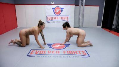 Evolvedfightslez – Tori Avano vs Brandi Mae