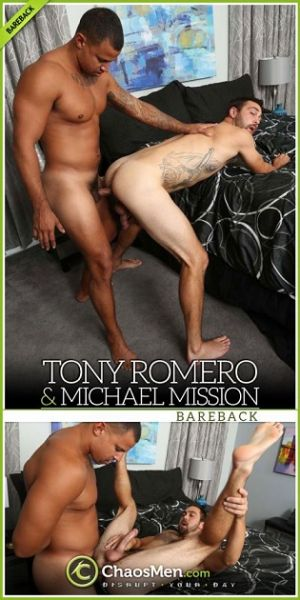 CM - Michael Mission & Tony Romero RAW