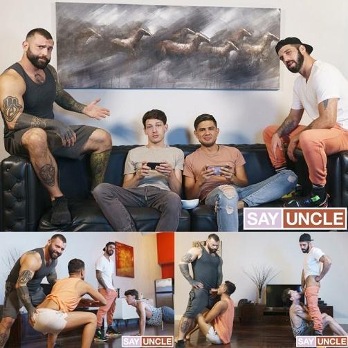 TwinkTrade - Markus Kage, Edward Terrant, Alex Montenegro & Romeo Davis
