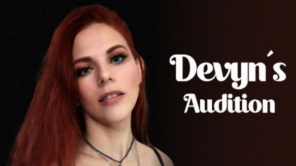 TexxxasBukkake  - Casting - Devyn's Audition (15.12.2020) (UltraHD/4K 2160p) [2020]